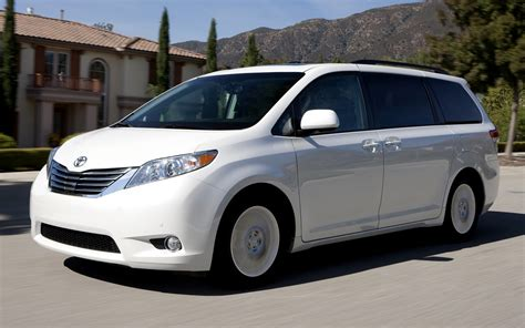 toyota sienna wallpapers  hd images car pixel