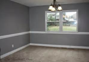 sherwin williams proper gray  house paint interior