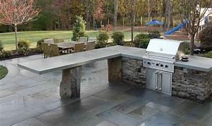 construire une cuisine d ete a velocom With faire une cuisine d ete