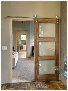 42 modern sliding barn doors 2017 home and house design With barnyard style sliding doors