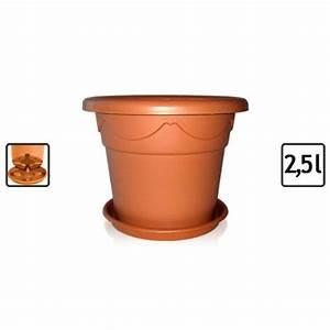 Blumentopf Untersetzer 70 Cm : blumentopf rund d 20 cm h 16 cm inkl untersetzer test ~ Orissabook.com Haus und Dekorationen