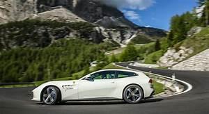 Ferrari Gtc4lusso Prix : ferrari gtc4lusso 2017 essai video dans l il du cyclo avis fiche technique prix auto ~ Gottalentnigeria.com Avis de Voitures
