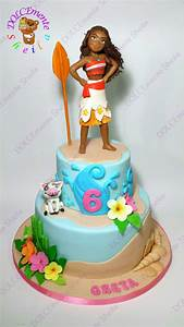 Southern Blue Celebrations: MOANA CAKES, CUPCAKES, & COOKIES