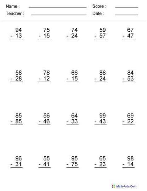6th Grade Math Worksheets Printable  Grade Print Math Worksheets 300  Helping You To Get Back