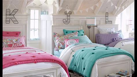 shared bedroom ideas  young  teenage girls youtube