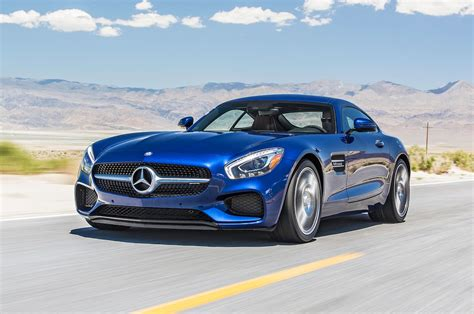 mercedes benz amg gt reviews  rating motor trend