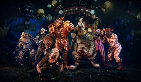 killing floor 2 events killing floor 2 s epic yet gross quot summer sideshow quot event begins tomorrow vg247