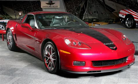Chevrolet Corvette 427 Limited Edition Z06 Car Tuning
