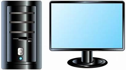 Clip Pc Desktop Clipart Computer Electronics Parts