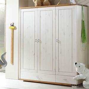 Möbel Für Kinderzimmer : kleiderschrank f r kinderzimmer babyzimmer guldborg von pinus g nstig bestellen bei skanm bler ~ Indierocktalk.com Haus und Dekorationen
