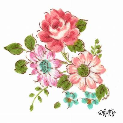 Floral Bunch Clip Pretty Clipart Things Freeprettythingsforyou