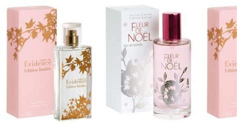 yves rocher fleur de noel and comme une evidence limited edition new fragrances