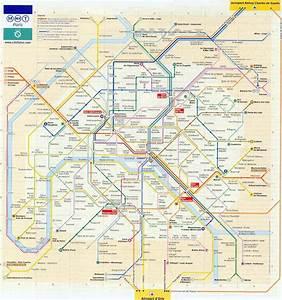 Paris Metro BonjourLaFrance