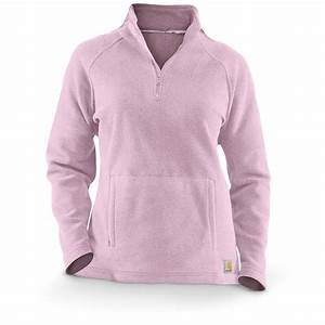 Carhartt Women's Boyne Mock Neck Fleece Pullover ...