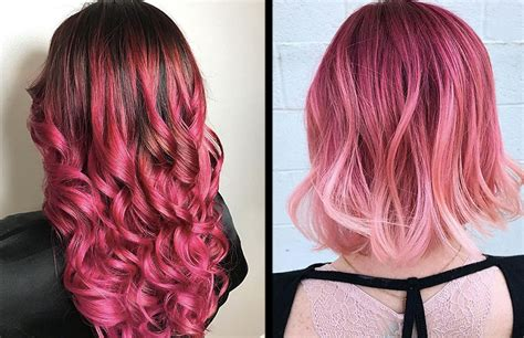 Raspberry Hair Color Ideas To Bring Out Your Inner Sweet