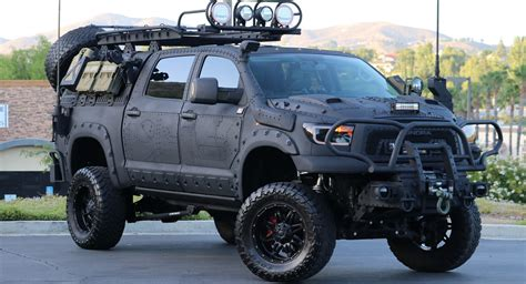 How much can the toyota tundra tow? Get Ready For The Zombie Apocalypse With This Crazed ...