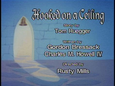 Animaniacs Hooked On A Ceiling Wiki by Episode 4 Hooked On A Ceiling Goodfeathers The Beginning