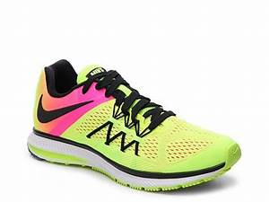 Neon Nike Running Shoes Mens Style Guru Fashion Glitz