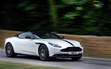 We Cadge A Lift From Aston Martin Ceo At Goodwood
