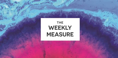 The Weekly Measure News From Cmworld Video Content