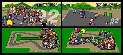 Mario Kart Super Players 101 Chaos Gifs