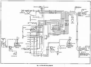 Wiring Diagram For 1948 49 Chevrolet Passenger Car  60423