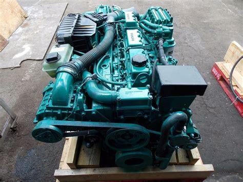 volvo penta kamd  marine diesel engines