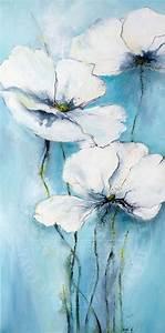 Blumen Bilder Gemalt : die 25 besten ideen zu lgem lde blumen auf pinterest blumen malen gemalte blumen und lgem lde ~ Orissabook.com Haus und Dekorationen