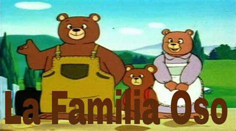 Cuentos Infantiles  La Familia Oso Wattpad