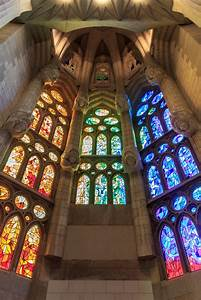 Stained Glass, La Sagrada Familia » Imgday.com
