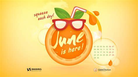 june  calendar desktop wallpapers