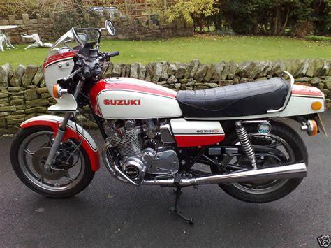 1979 Suzuki Gs1000 by Suzuki Gs1000 Gallery Classic Motorbikes