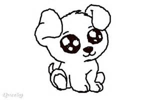 Anime Puppy Dog Drawings