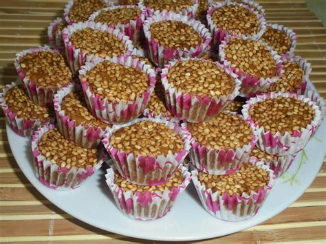 cuisine marocaine gateaux gâteau marocain à la cacahuète