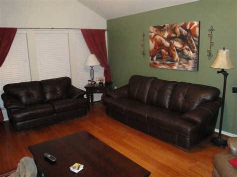 Leather Sofa And Loveseat Baby On The Way Must Go Used
