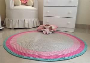 Baby Tapete Rosa : tapete de croch baby lara ateli vera peixoto elo7 ~ Michelbontemps.com Haus und Dekorationen
