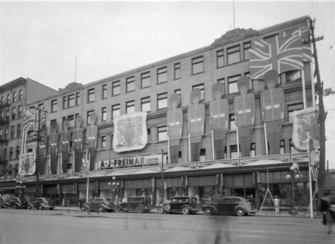 the old freiman s store on rideau street old photos of