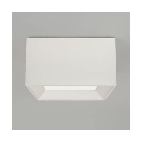 abat jour bevel carr 233 400 blanc astro lighting