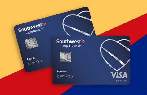 Maybe you would like to learn more about one of these? Southwest Rapid Rewards Priority Credit Card 2021 Review