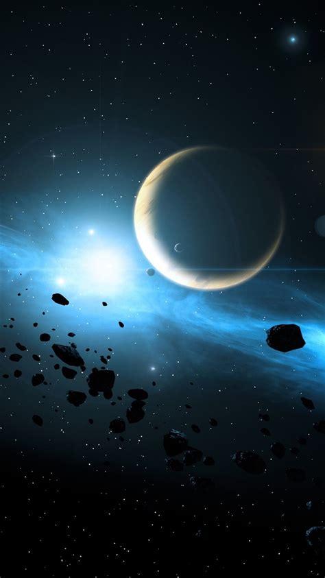 fondos de pantalla galaxia planetas espacio naves