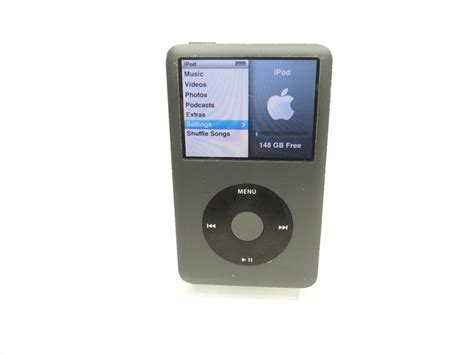 ipod classic 160gb 7th generation ipod classic 160gb property room