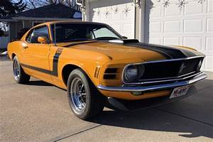 1970 Ford Mustang Boss 302 for sale on BaT Auctions - closed on March 25, 2020 (Lot #29,414 ...