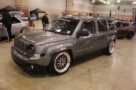 jeep lowered lowered jeep patriot i think it doesn 39 t look that bad