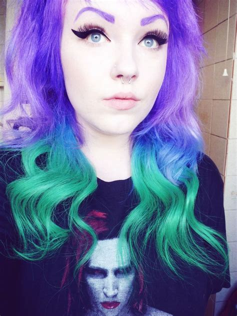 17 Best Images About Green Blue And Purple On Pinterest
