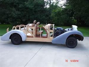 1936 Auburn Speedster Copy Home built - Classic Replica ...