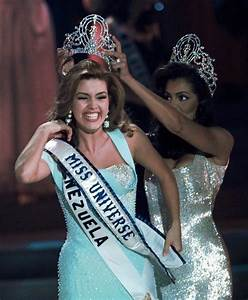 1996 Miss Universe Alicia Machado makes cameo in U.S ...