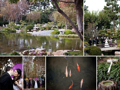 outdoor ca garden wedding onewed
