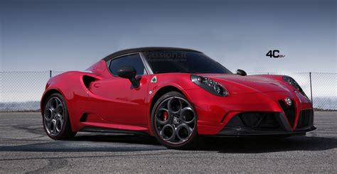 2015 Alfa Romeo 4c Msrp by 2016 Alfa Romeo 4c Quadrifoglio Verde News Reviews