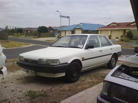 1989 Toyota Camry by Brohawk 1989 Toyota Camry Specs Photos Modification Info