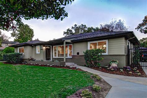 ways  boost  ranch style homes curb appeal